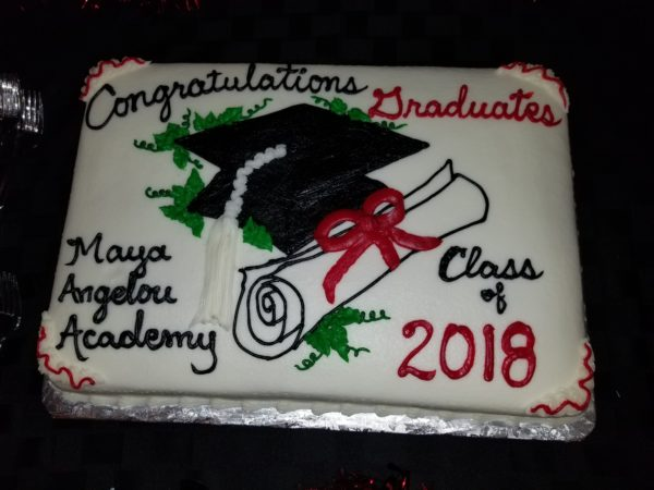 Three Graduations for the Class of 2018
